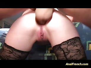 Cute French Girls First...
