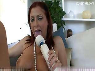 Picture Wild Redheaded Hot Cougar