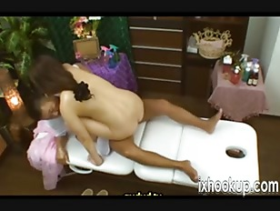 Picture Hot Japanese Massage