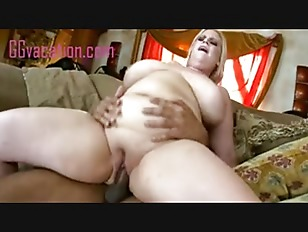 Horny blonde babe is big and hot