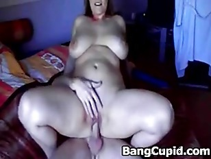 Busty Wife Gets Fingered...