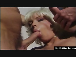Layla Jade is a blonde whore who likes to suck dick
