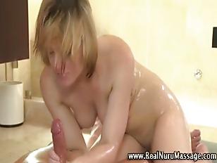 Dick Licking Massage Babe...
