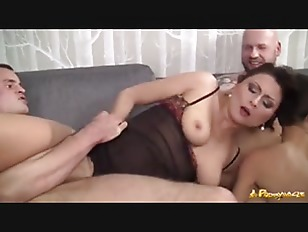 Black Rose And Katarzyna Bella Donna Polish Group Sex