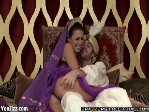 Picture The Sultans Slutty Skank Eva Angelina Part 1