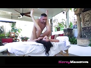 Picture Massaging A Hard Jerk P4