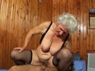 Picture Grandma Fucked Hard