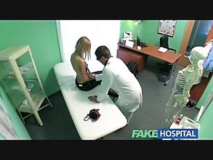 FakeHospital Perfect Skinny Blonde...
