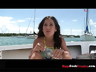 Office sexy girl aletta ocean with big rounf boobs get