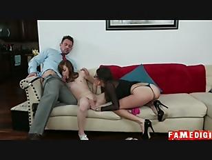 Threesomes Make Everything Better...