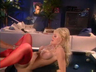 Picture Sex In Red Stockings