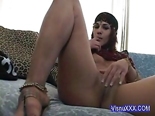 Luscious Young Indian Girl...