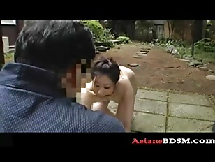 Picture Cute Asian Chick Acting Like A Fucking Doggy...