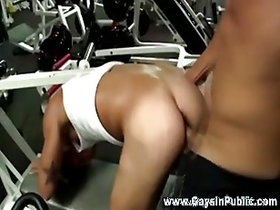 Gay amateurs public sucking and fucking action
