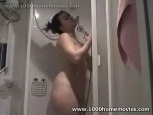 Amateur MILF Shower Then...