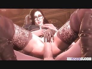 The Witcher Sluts Take Big Dick In Pussy