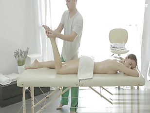 Picture Massage Makes Her So Horny