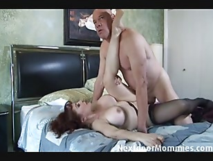 Picture Bald Guy Fucks Big Breasted Redhead