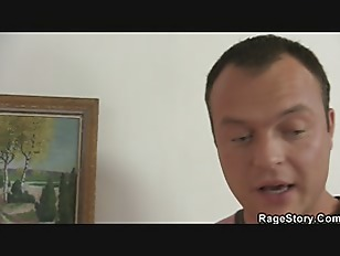 Picture Angry Man Rough Bangs Czech Girl