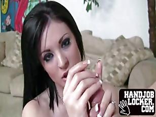 Amateur Slut Handjob...