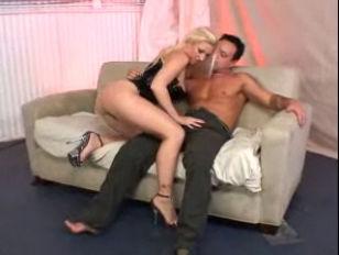 Hot Busty Blonde Hardcore...
