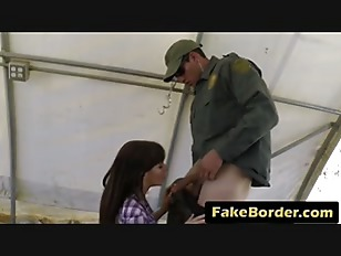 US build Fake Border...