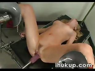 Picture Sex Machine Fuck Hard Sexy Girl- Ih
