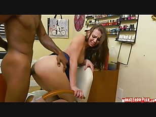 Freaky White Daughter Cant...