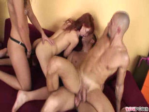 Bi Way Foursome...