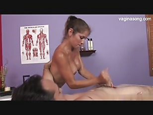 Very Cute Masseuse Gets...