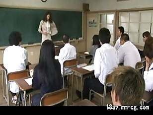 Picture Naked Teacher Teach Class