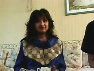An fancy indian nadia ben dover
