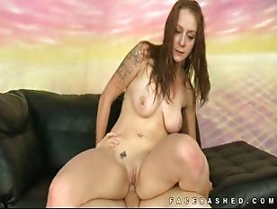 Double Teamed Slut Carmen...