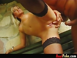 Picture Nikki Exercises Her Anal Skills P1