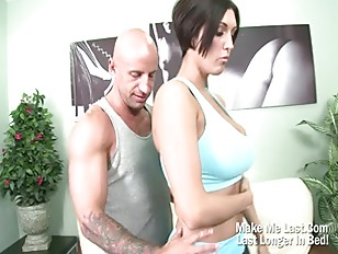 Picture Busty Brunette Fucked By A Tattooed Man On H...
