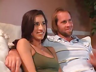 Buddy likes to watch his wife getting fucked