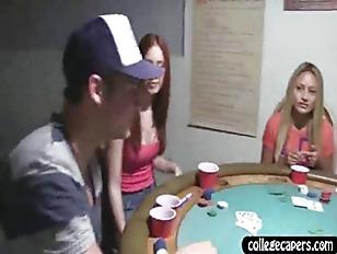 Picture College Slut Strip Poker