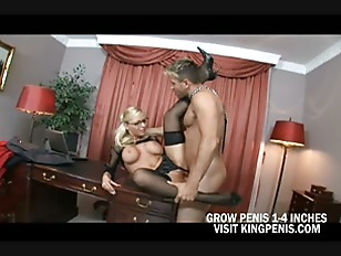 Picture Scorching Blonde Chick Piercings And Dicks A...