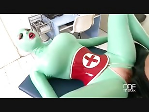 Picture Latex Lucy Has A Huge Orgasm In Clinic Fuck...