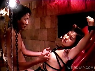 Sexual Torture Scene With...