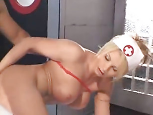 Dirty Nurse Blonde...