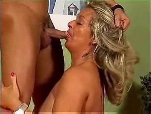 Picture Blonde German Mature Fuck