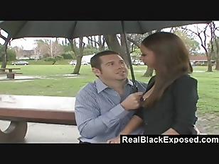 RealBlackExposed Black Babe Swallows...