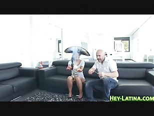 Picture Petite Latina Gets Eaten