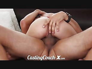 Picture Casting Couch-X Georgia Peach Excited To Do...