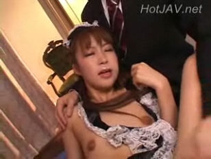Picture Hot Japanese Girl DP Threesome