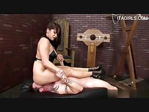 Big Tits Training Her...
