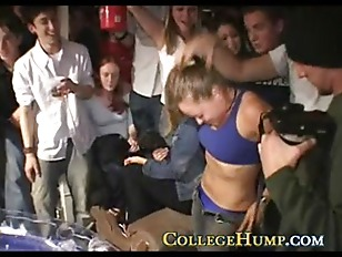Amateur College Girls Wrestling...