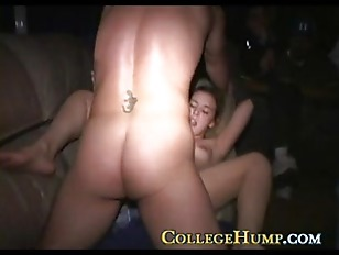 College Party Sex