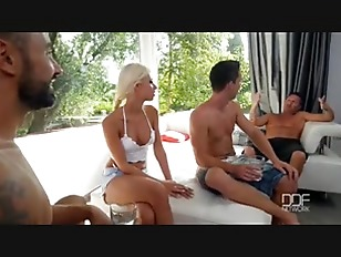 Busty swapping wife